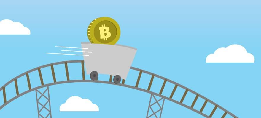 """Preço do Bitcoin sobre pressão por causa do chamado """"DeathCross"""""""