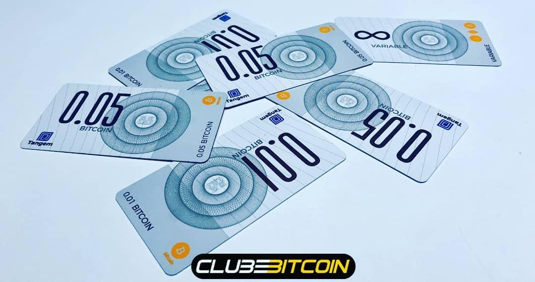Lançamento de notas de bitcoin emSingapura