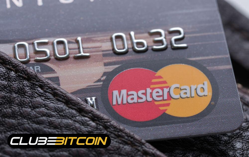 Mastercard estaria testando o uso da Blockchain para melhorar asegurança.