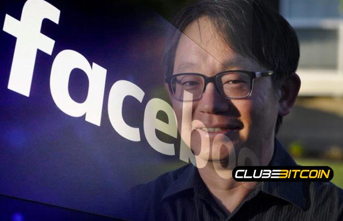 Diretor de engenharia do Facebook muda para a mesma posição na equipe Blockchain daempresa