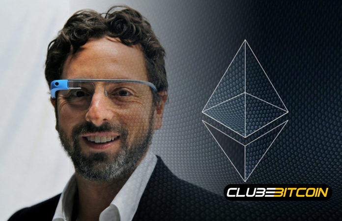 O co-fundador do Google Sergey Brin revela que ele é um mineradorEthereum